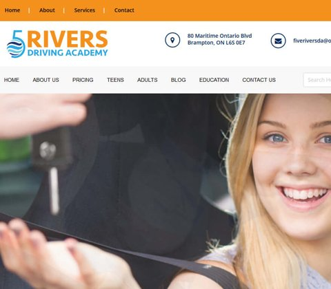 5 Rivers Driving Academy