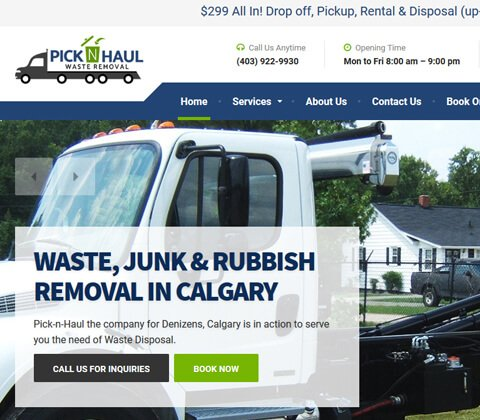 Pick-N-Haul Waste Removal